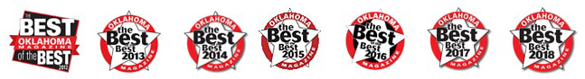 Dr. Ron LaButti receives Best of the Best in Oklahoma